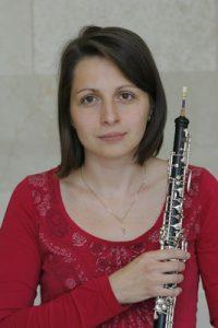 Badics Krisztina - szólamvezető