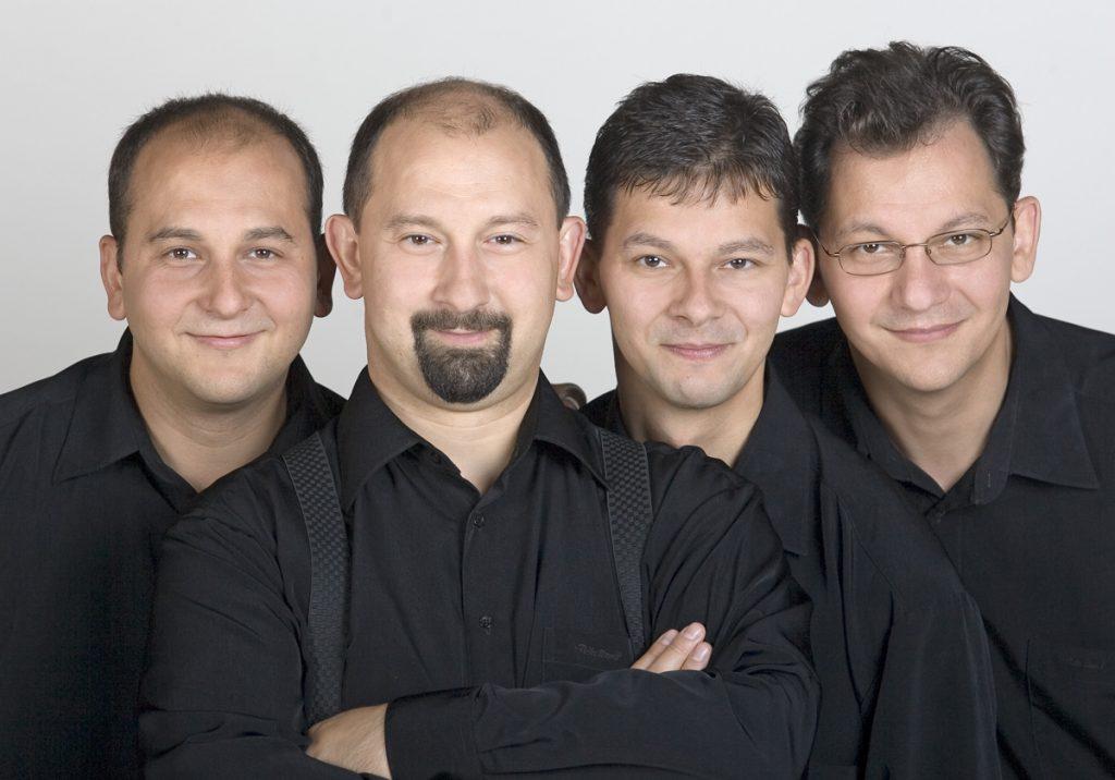 Bozsodi Quartett