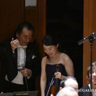 Izaki Masahiro & Chisa Kitagawa