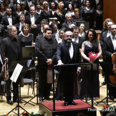 Beethoven: 9. szimfónia Antal Mátyással