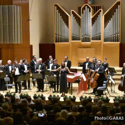 Liszt Ferenc Kamarazenekar & Miklósa Erika